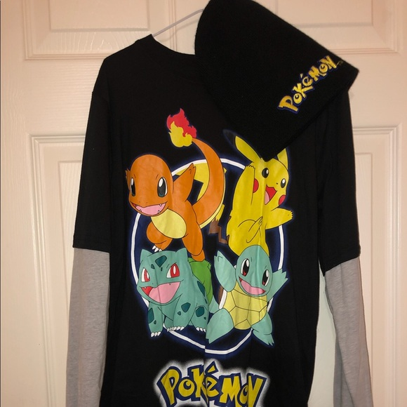 64a4456f Pokemon Matching Sets | Pokmon Shirt And Hat | Poshmark
